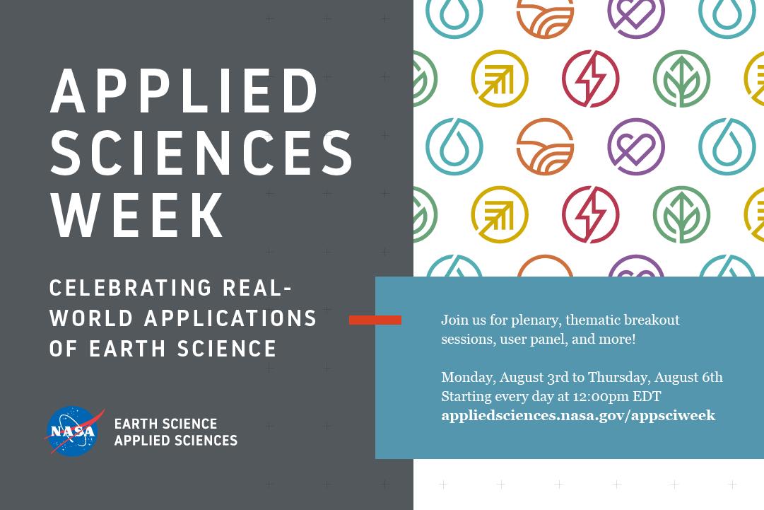 Applied Sciences Week Invite Card