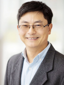Photo of scientist Daniel Tong