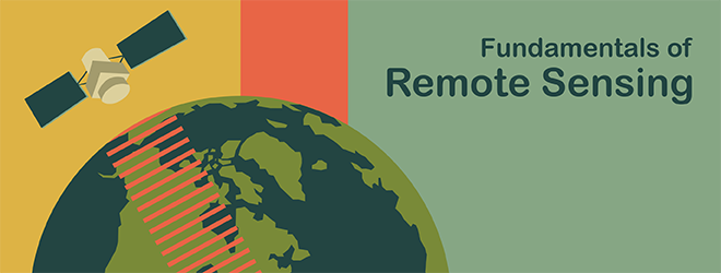 Fundamentals of Remote Sensing Graphic