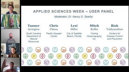 panelists share insights at Applied Sciences Week 2020