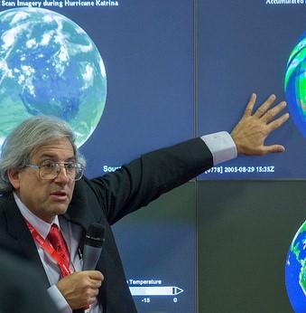 Michael Freilich, who served as director of NASA's Earth Science division from 2006-2019. Credit: NASA