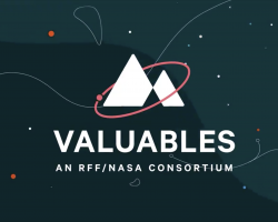 Screenshot of VALUABLES logo